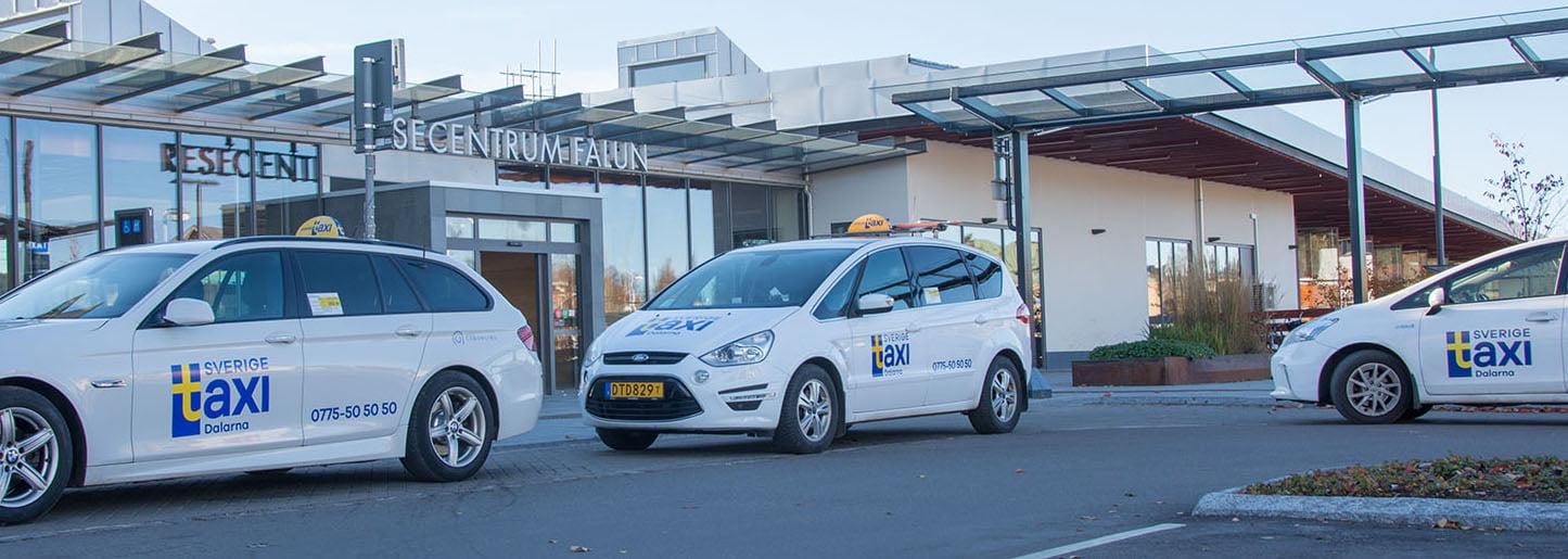 3 taxibilar, Taxi Dalarna